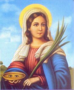 Icona di Santa Lucia